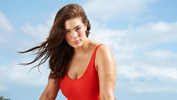 Ashley Graham 21.5.2017 Baywatch