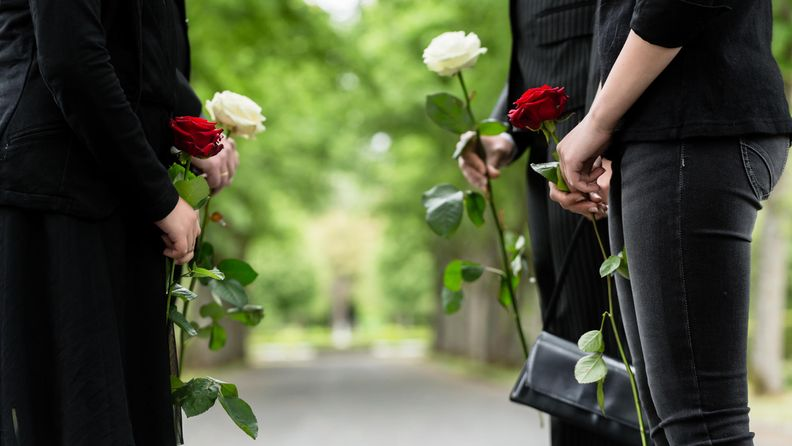 suru hautajaiset