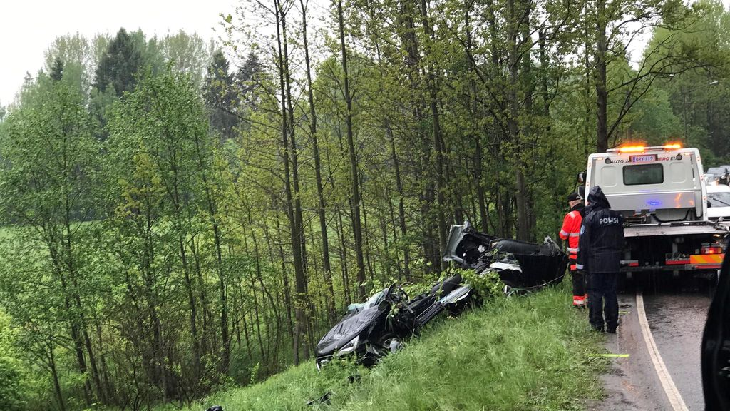 Onnettomuus Espoo