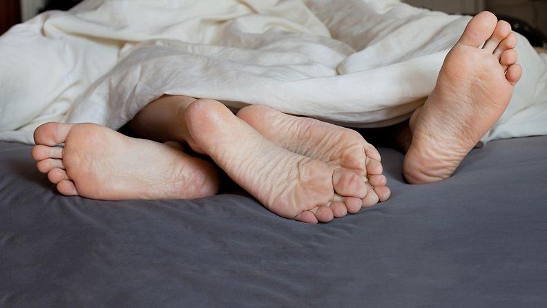 vanhemmat, sänky, seksi