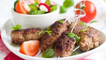 Kebakot kebab liha lihavarras