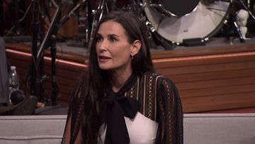 Demi Moore Tonight's show