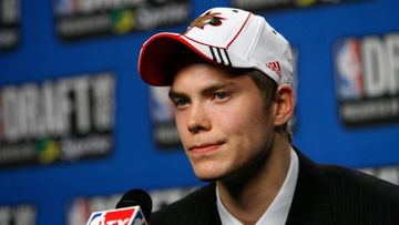Petteri Koponen NBA draft 2007