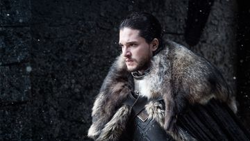 GoT7 Jon Snow hero
