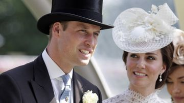 Prinssi William, Catherine