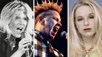 Samantha Fox, Johnny Rotten, Pandora