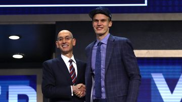 Lauri Markkanen 2017 Draft