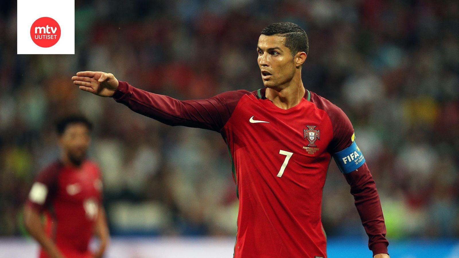 Cristiano Ronaldo Lapset