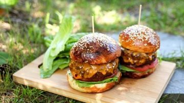 kesän parhaat burgerit