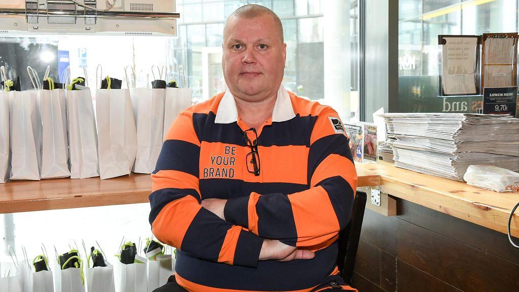 Timo Jutila Paino