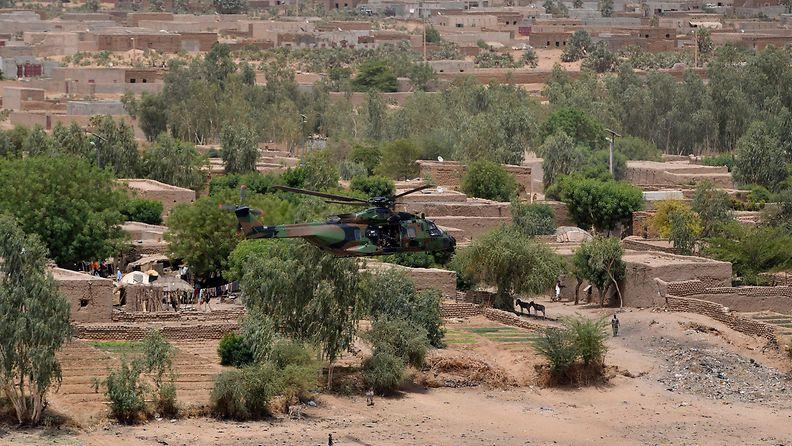 Sahel Afrikka