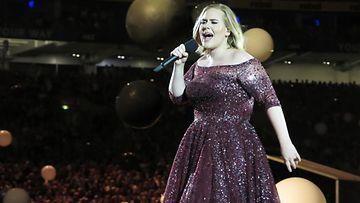 Adele Sydneyssä 11.3.2017