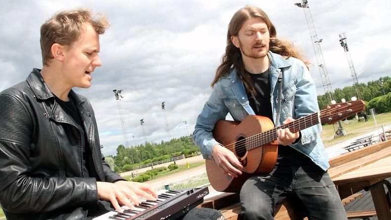 Pimeys Vermossa, Pekka Nisu ja Joel Mäkinen 5.7.2017 7