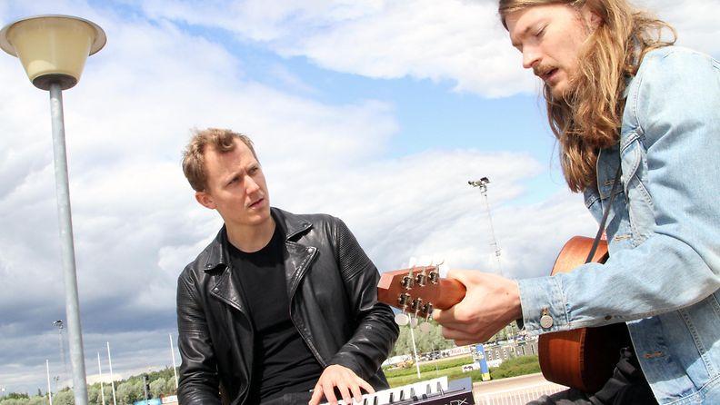 Pimeys Vermossa, Pekka Nisu ja Joel Mäkinen 5.7.2017 4