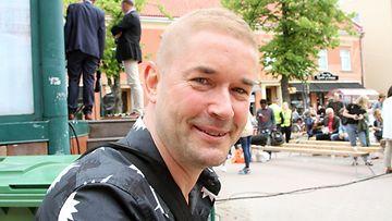 Marco Bjurström SuomiAreenassa 11.7.2017 1