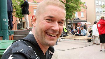 Marco Bjurström SuomiAreenassa 11.7.2017 2