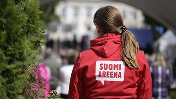 SuomiAreena 2017 yleiskuva