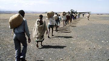 Ilmasto kuivuus Afrikka