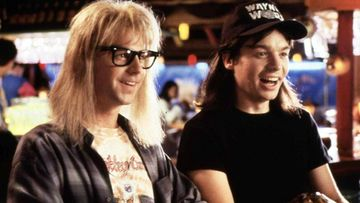 Wayne's World 1992 (Mike Myers ja Dana Carvey) 3