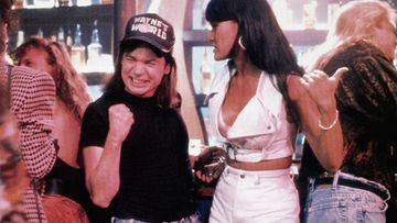 Wayne's World 1992 (Mike Myers ja Tia Carrere)