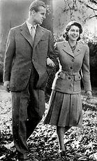 Prinssi Philip ja kuningatar Elisabet