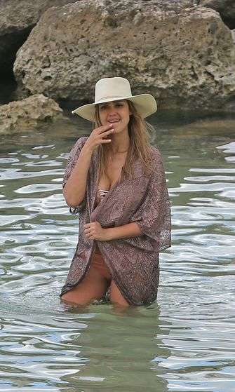 Jessica Alba 16.7.2017 1