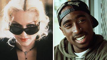 Madonna ja Tupac