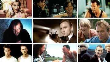 Leffakollaasi (Trainspotting, Fight Club, Die Hard, Forrest Gump jne.)