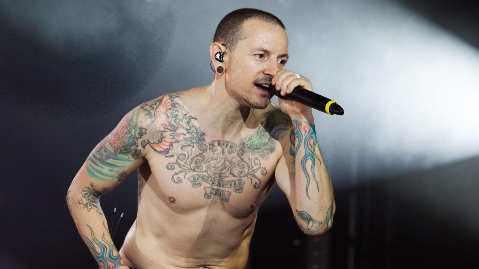 Linkin Park Laulaja Kuollut