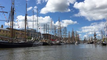 tall ship races turku