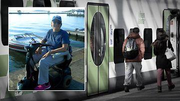 Invalidi ja juna