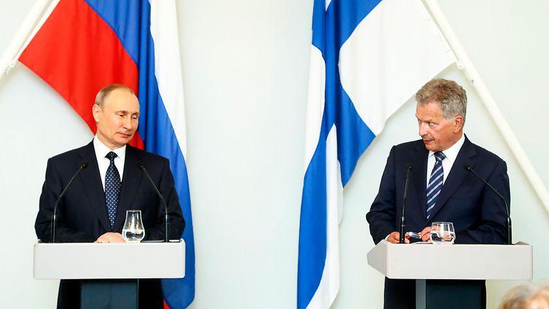 Vladimir Putin, Sauli Niinistö (4)