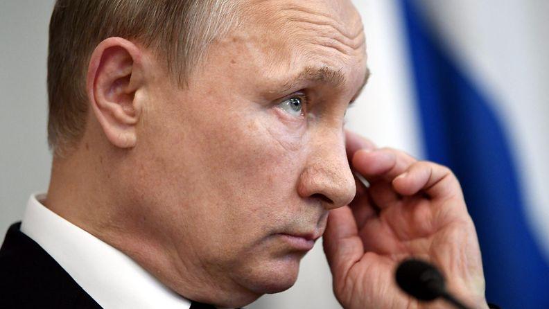 Putin Suomessa 27.7.2017 9