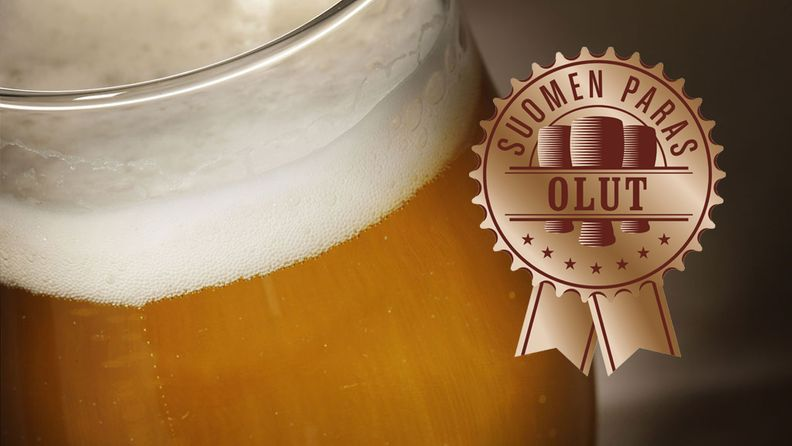 Suomen paras olut