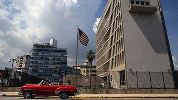 USAn lähetystö Kuubassa