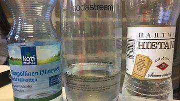 kivennäisvesi sodastream vichy