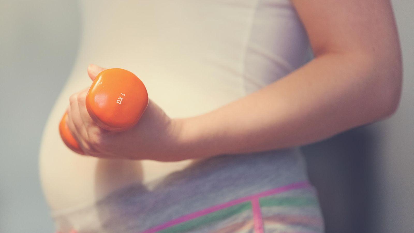 raskauden jälkeinen liikunta Ahtari