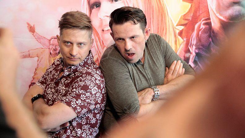 Timo ja Ketonen