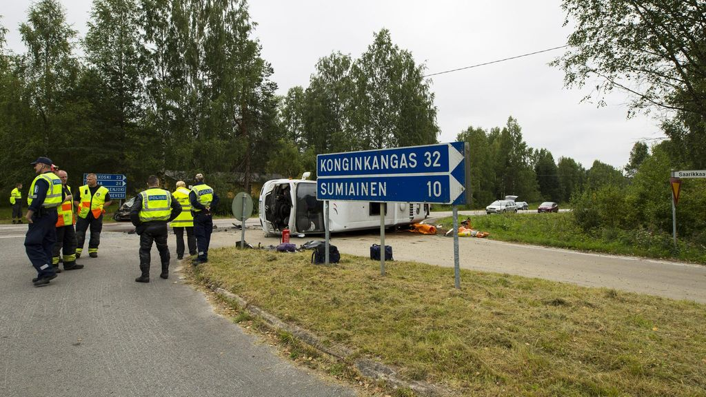 Konneveden Onnettomuus