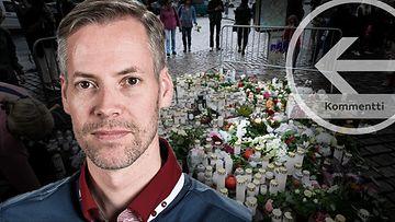 Kommentti Ilkka Ahtiainen Turku puukotus