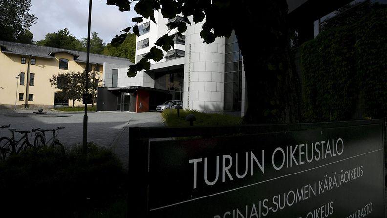 Turku, oikeustalo