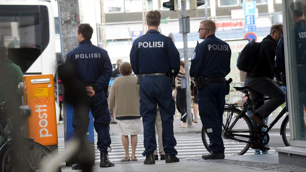 Poliisiuutiset Helsinki