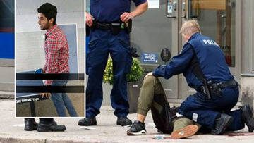 Turku, epäilty 2