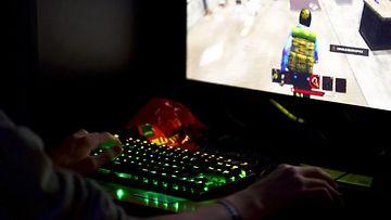 Assembly pelaaminen pelaaja