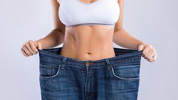 laihtuminen, laihdutus