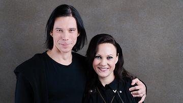 Meidän tarina Mira Luoti ja Mika Haapasalo