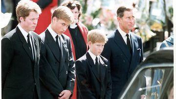 Diana kuoli, kuvaa muutama päivä kuoleman jälkeen 1997 11