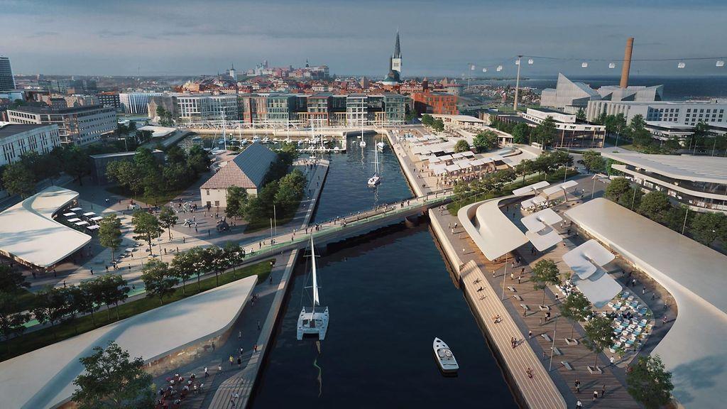 Tallinnan Uusi Ostoskeskus