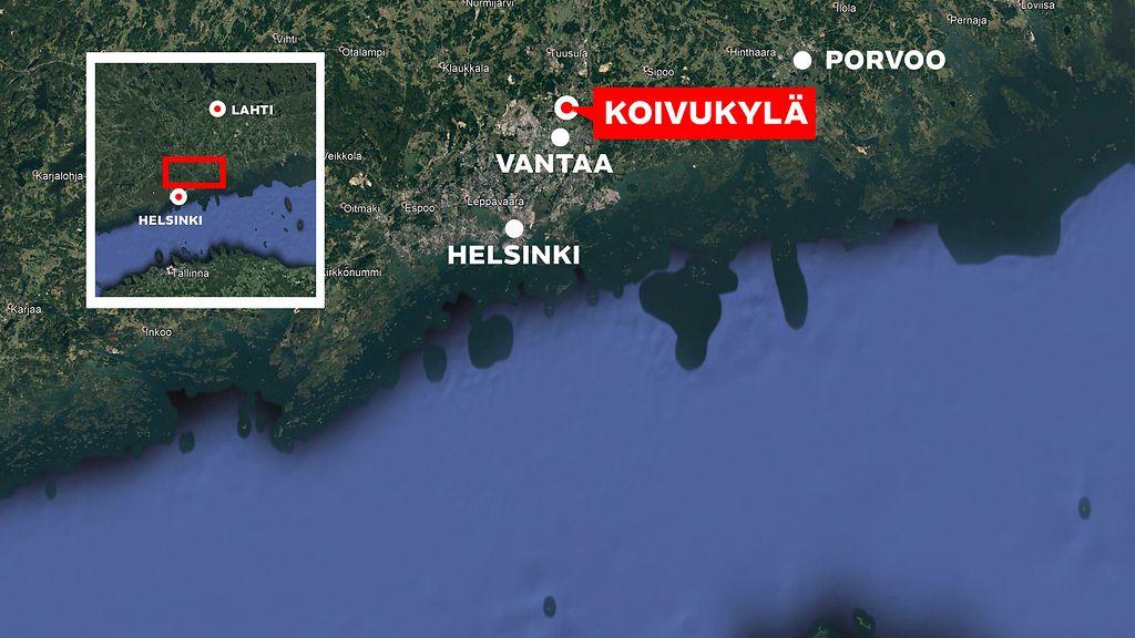 Kolmekymppinen Nainen Uhkaili Poliisia Tappamisella Vantaalla