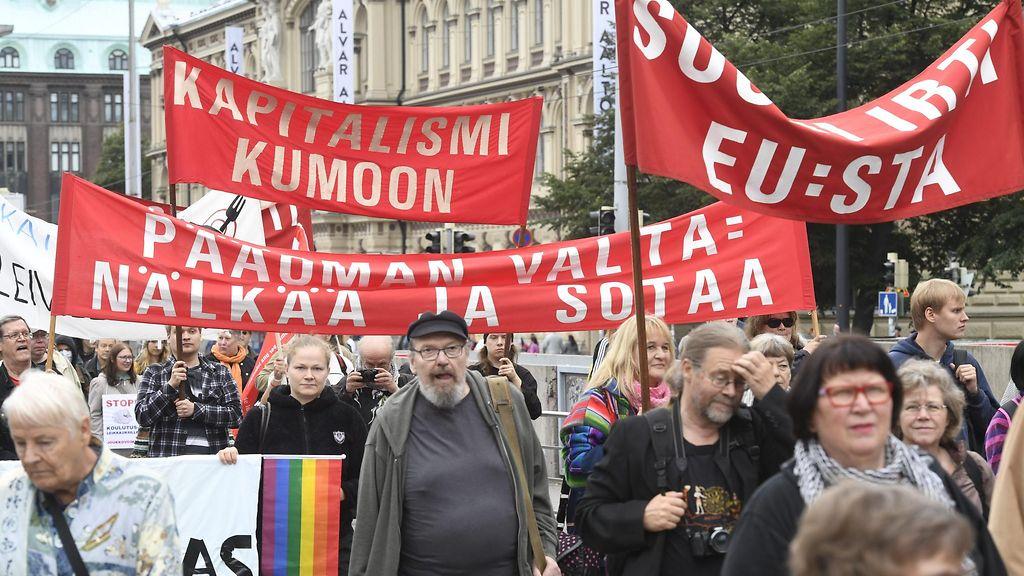 Mielenosoitus Helsinki
